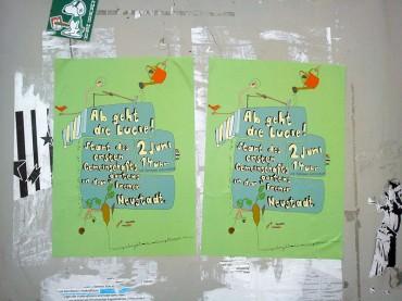 Urban Gardening: Ab geht die Lucie