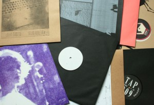 Auswahl an ZCKR Vinyl Releases